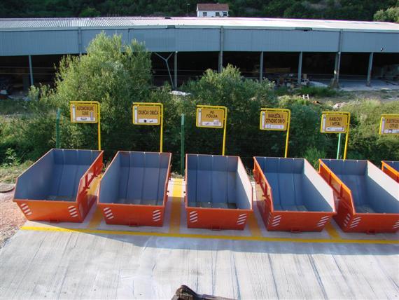 Subvencija za gradnju reciklažnih dvorišta kao nagrada gradovima i općinama za neprovođenjezakona