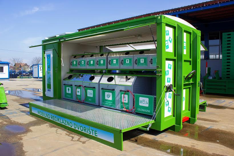 Što će se rješiti reciklažnim dvorištima? Jakomalo.